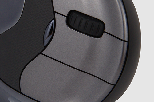 VMDL-World's First Mouse with Grooved Buttons