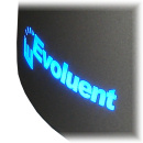 VM4R-Lighted Evoluent logo